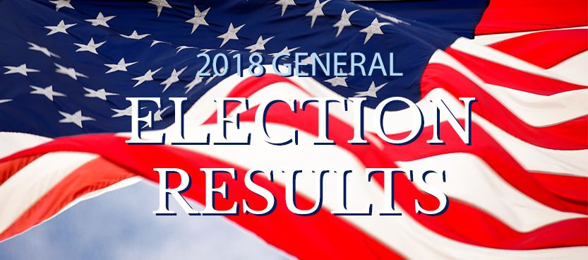 Election Results 2018